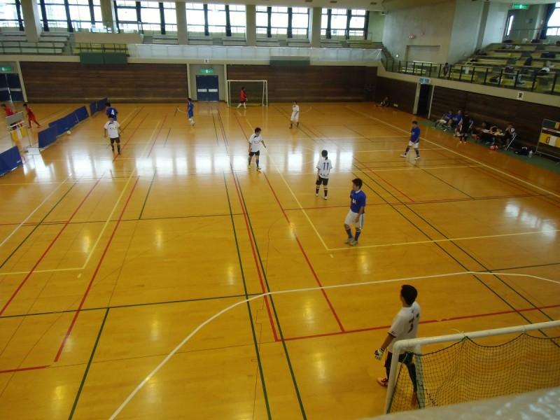 守口市市民体育館フットサル (2)